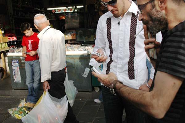 machne yehuda market