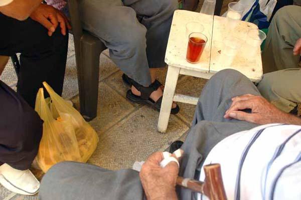 השוק העיראקי, שוק מחנה יהודה