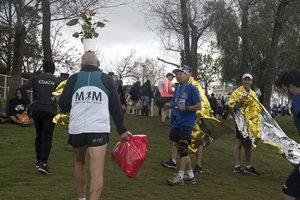 Jerusalem Marathon 2019, Sacher Park