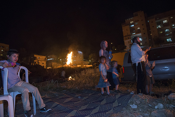 Lag Ba-Omer holiday, Jerusalem
