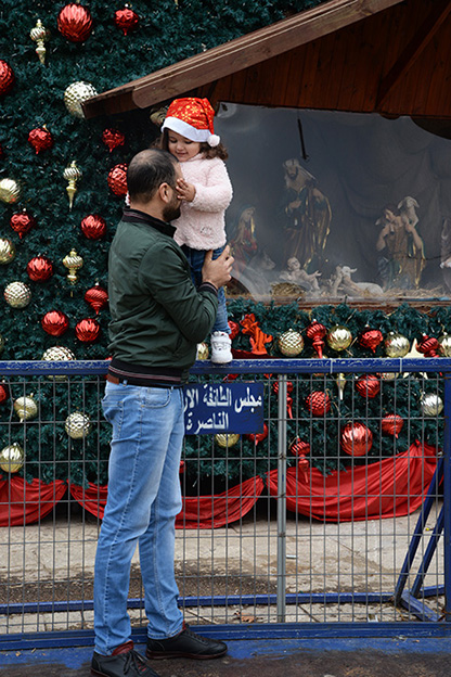 Nazareth, Christmas 2019