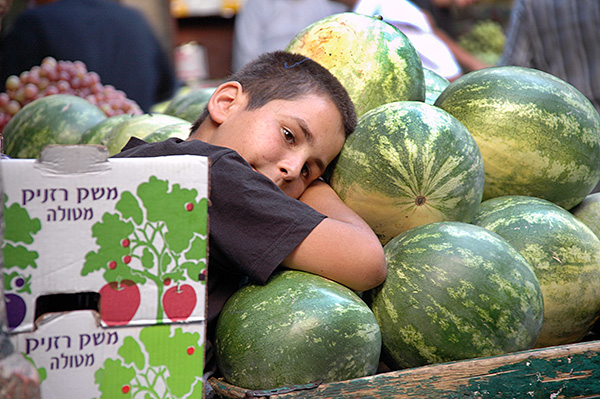 east jerusalem market